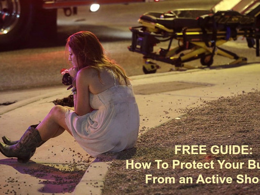 Free Guide: How To Protect Your Business From an Active Shooter