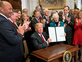 Trump Signs Executive Order that Impacts Health Insurance