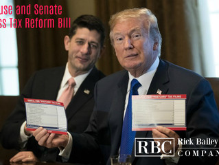 How does the passed tax reform bill affect me?