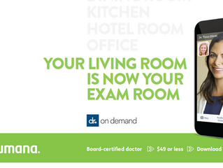 Humana's Partnership with Doctor On Demand Got Even Better