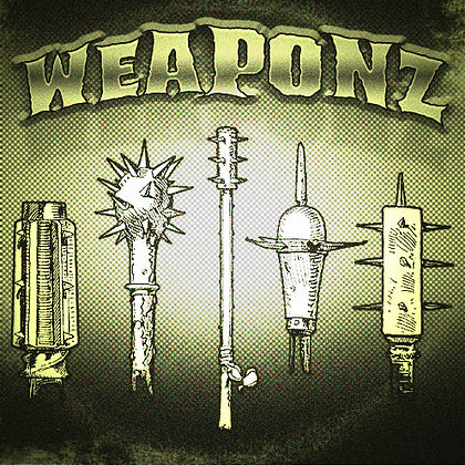 The Weaponz Collection, 220 Sounds