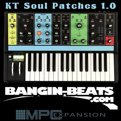 KT Soul Patches 1.0 - Akai MPC Expansion