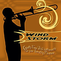 View Complete Spec for the Wind Storm Horns Sample Library