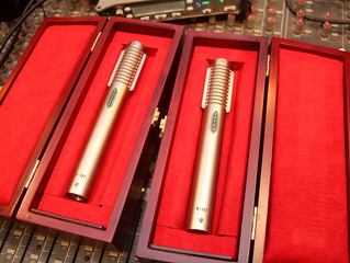 FOR SALE: Matched Pair Royer R122 Ribbon Mics