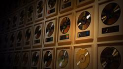 Gold & Platinum Record Plaques