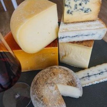 Wine & Cheese Share