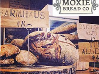 Moxie Heirloom Grains Bread Share