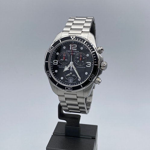 Certina DS Action Chronograph Quarz