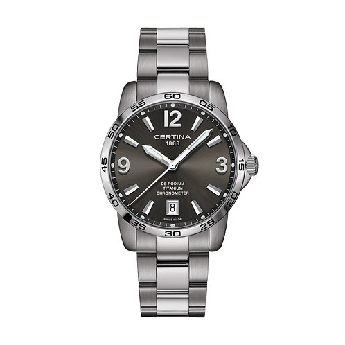 Certina DS Podium Chronometer Quarz