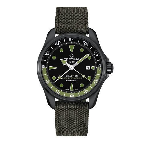 Certina DS Action Automatik GMT