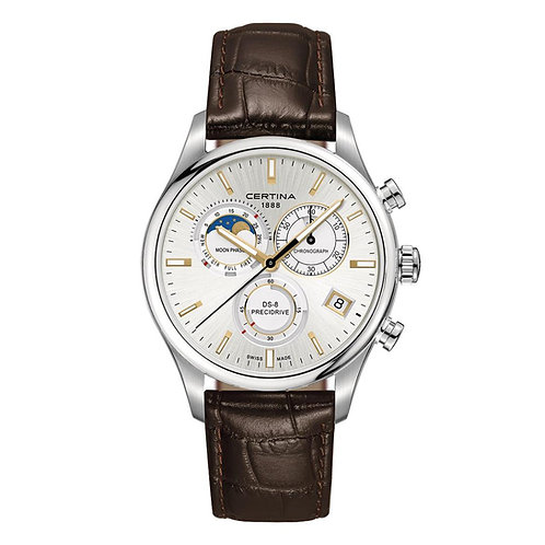 Certina DS-8 Chronograph Mondphasen Quarz