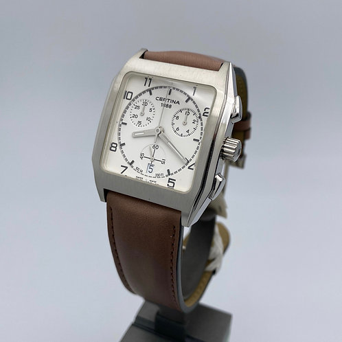 Certina DS Ultimate Chronograph Quarz