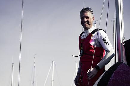 Markus Burkhardt   Skipper   Zhik   Mini-Transat