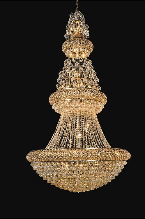 54 Light Crystal Chandelier,