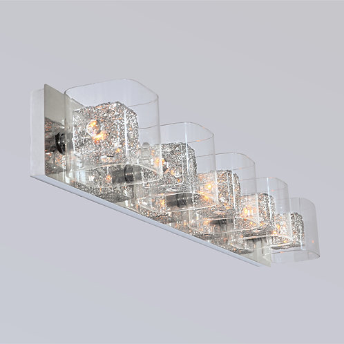 5 Light Wall Sconce