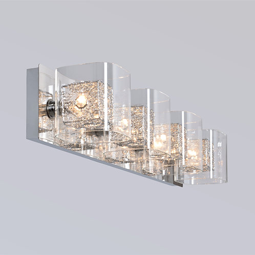 4 Light Wall Sconce