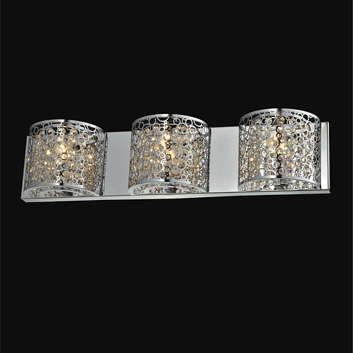 3 Light Wall Sconce