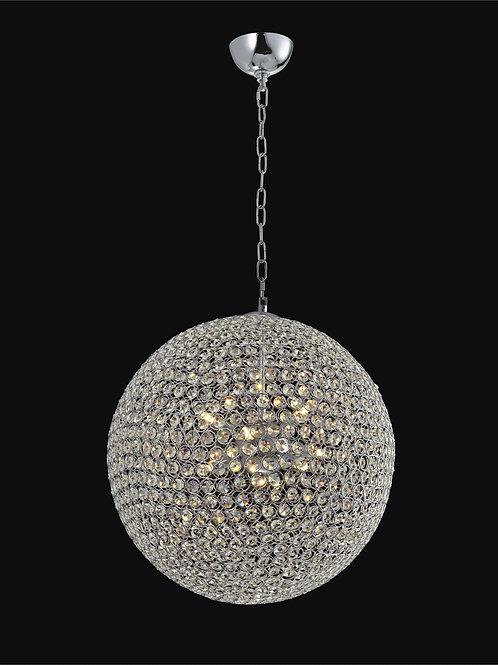 9 Light Crystal Pendant,