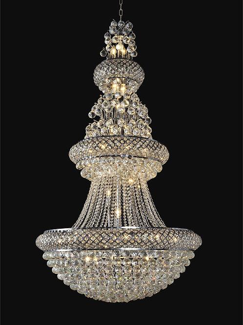 40 Light Crystal Chandelier
