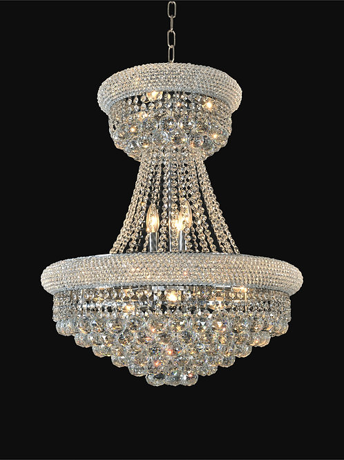 15 Light Crystal Chandelier,