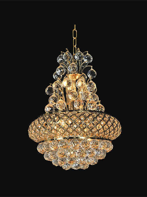 8 Light Crystal Chandelier,