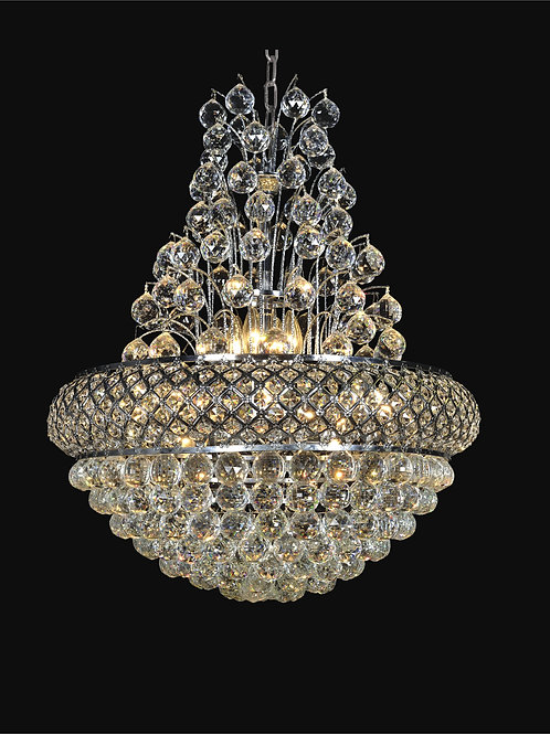 14 Light Crystal Chandelier