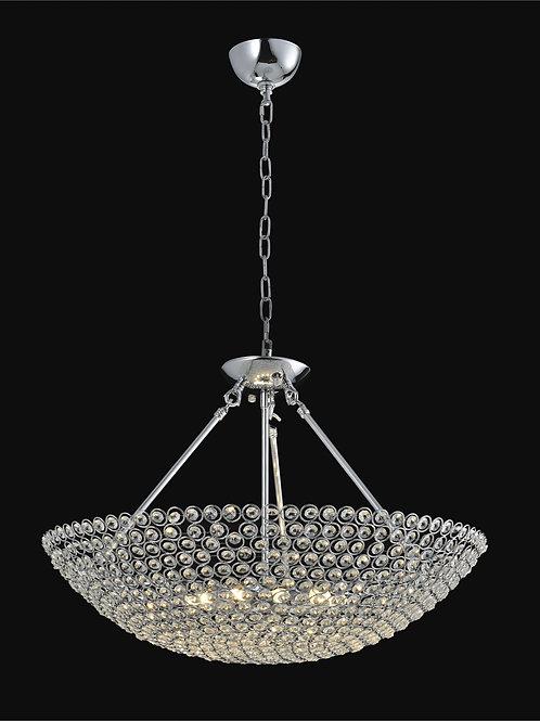10 Light Crystal Pendant,
