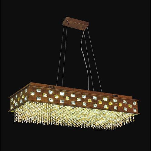 22 Light Crystal LED  Pendant