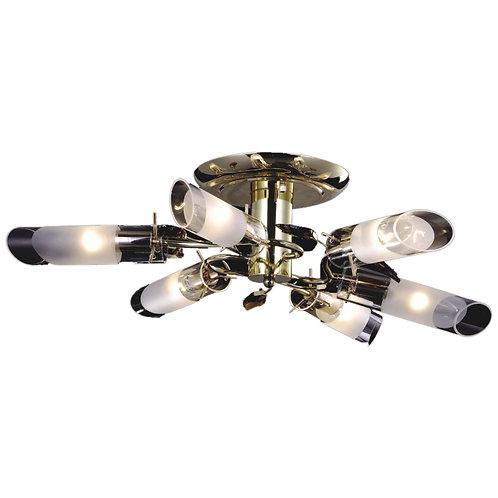 6 Light Ceiling mount