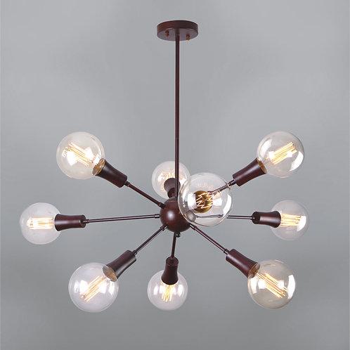 9 Light Pendant