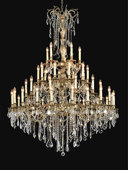 45 Light Crystal Chandelier,