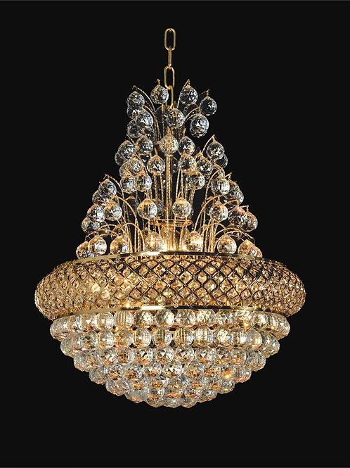 14 Light Crystal Chandelier,