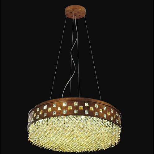 22 Light Crystal LED  Pendant