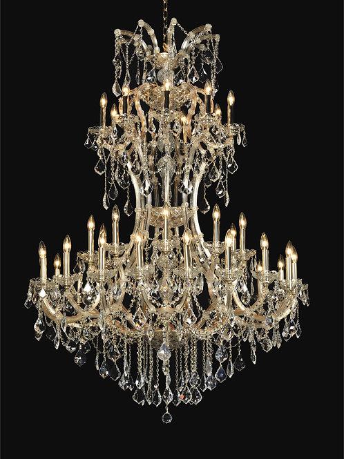 36 Light Crystal chandelier