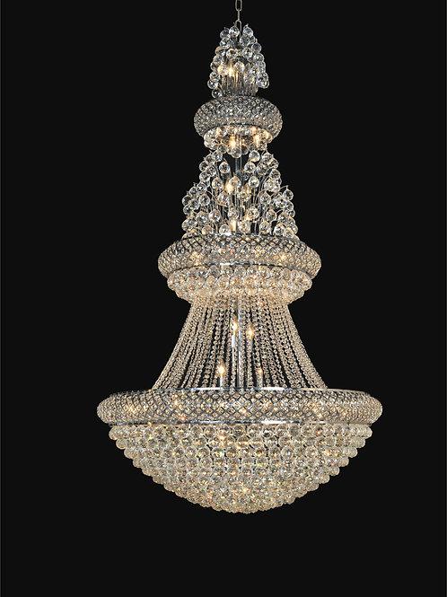54 Light Crystal Chandelier