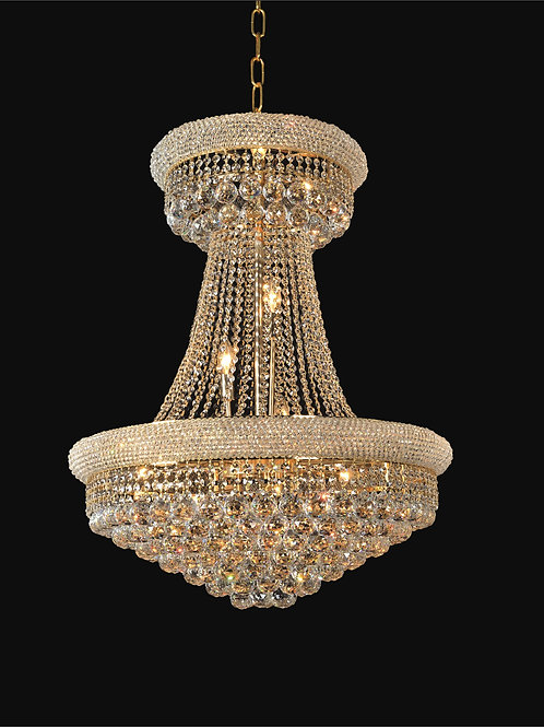15 Light Crystal Chandelier