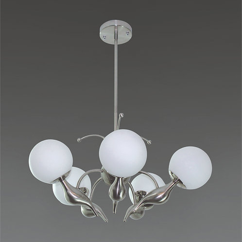 5 Light Pendant,