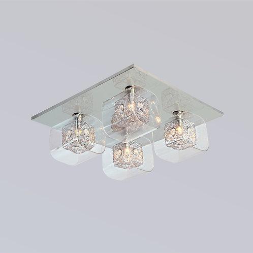 4 Light Ceiling Mount