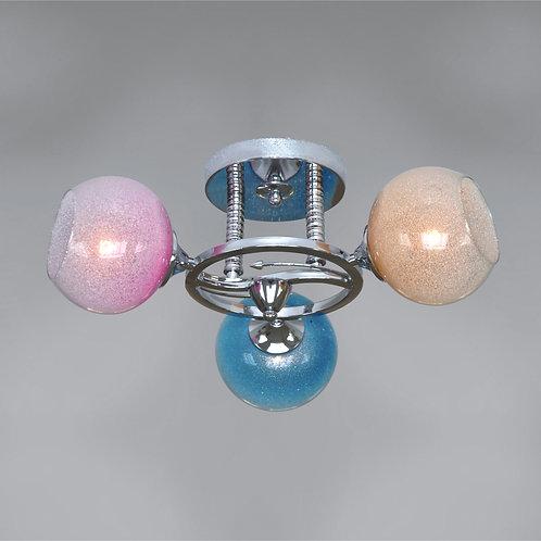 3 Light Ceiling mount,