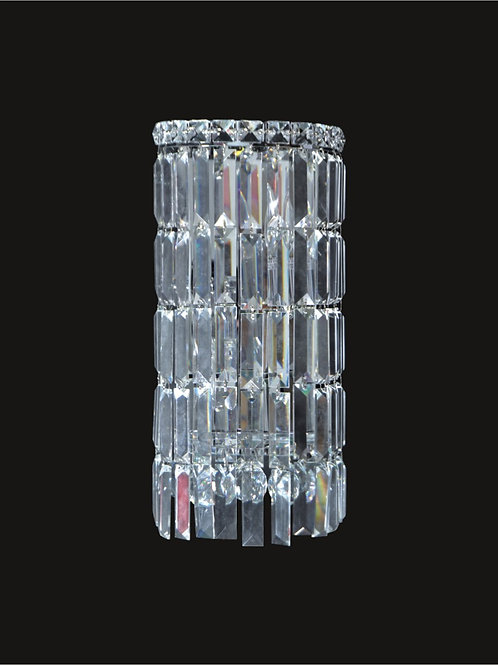 4 Lts crystal Wall Sconce