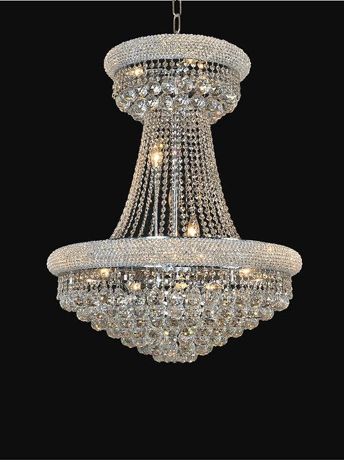 15 Light Crystal Chandelier,