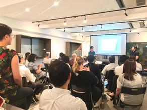 イスラエルと資本提携したCEO2名を招いてのトークセッションを開催【factoria主催】
