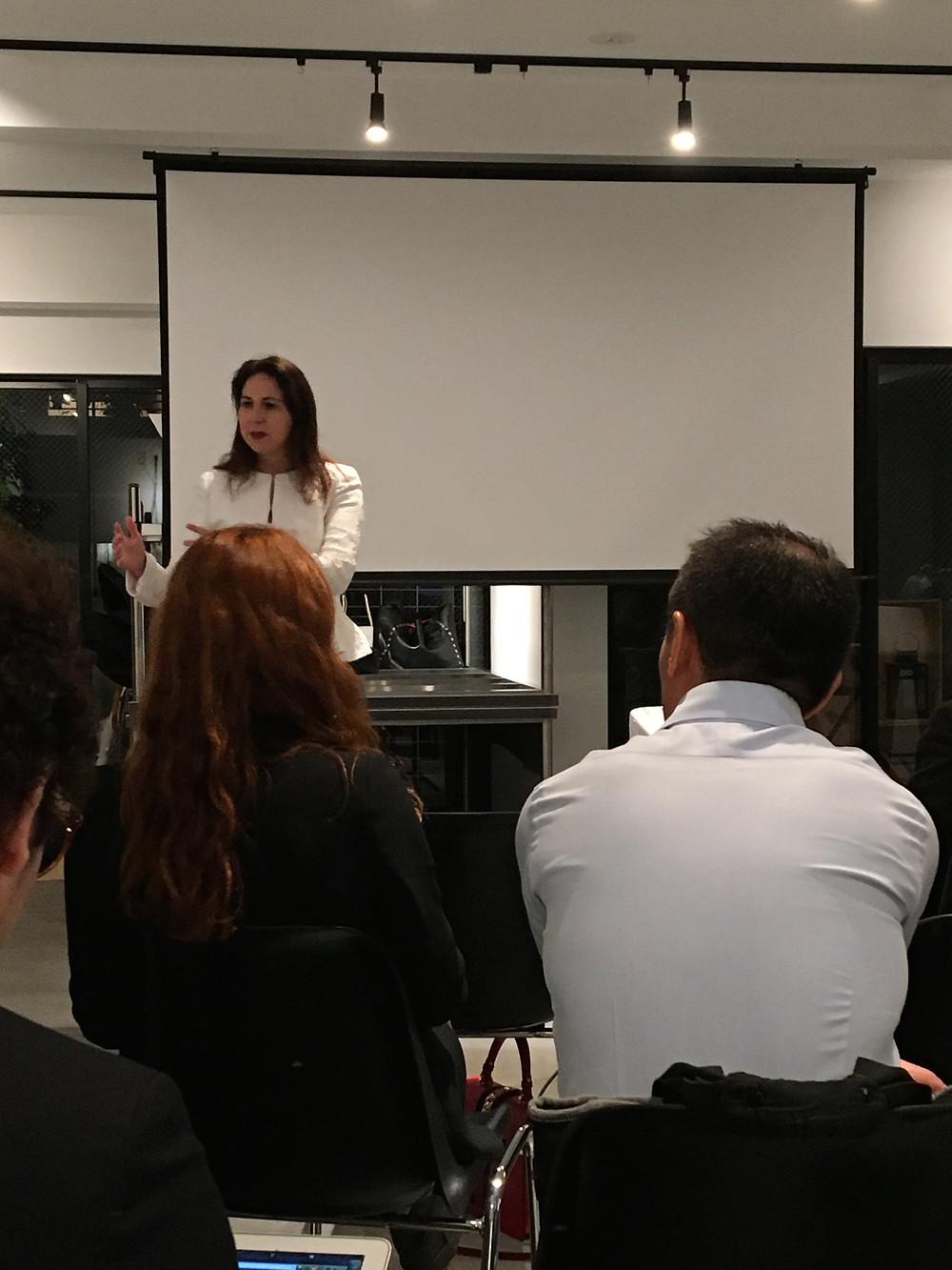 ポルトガル政府,長官,スピーチ,スタートアップイベント,コワーキングスペース,東京,factoria
