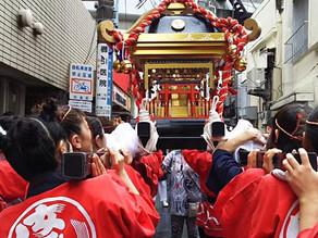 9/16・女神輿の担ぎ手を大募集中