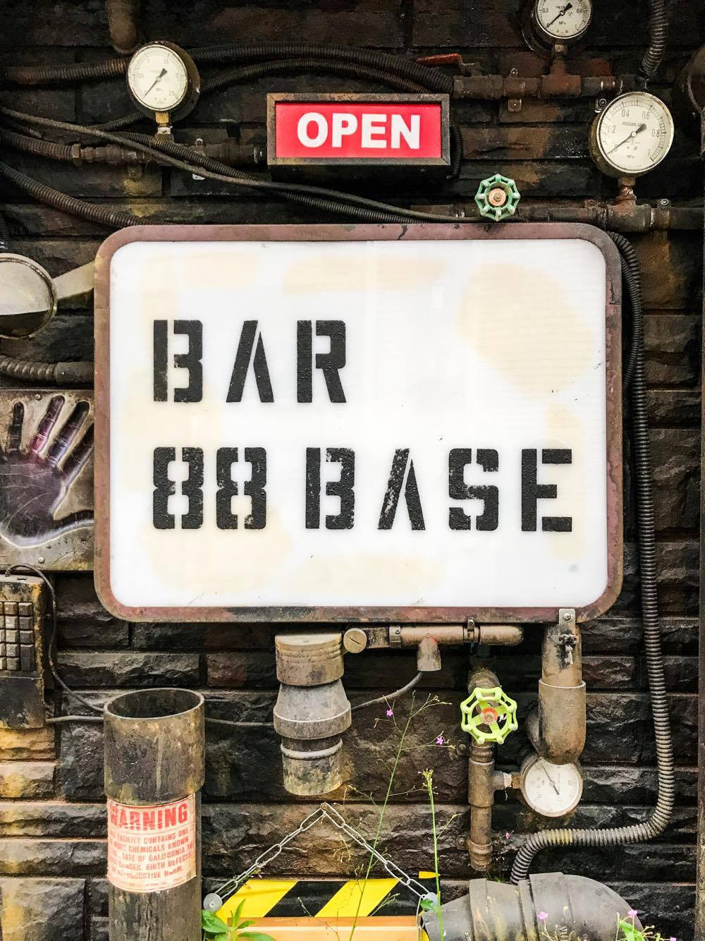Bar88Base, Nishiogikubo, Tokyo, factoria nishiogi, nightlife Tokyo