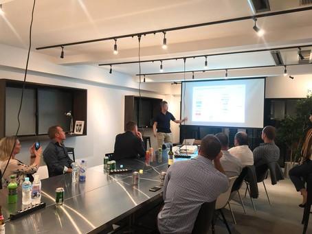 若手起業家グローバルネットワークEO NewZealandメンバー×日本市場を熟知する各業界キーパーソンとの交流会