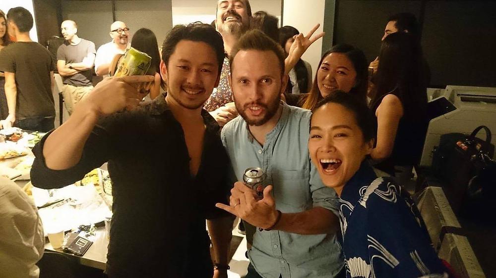 Tokyo Cheapo,meetup,factoria,coworkingspace,international