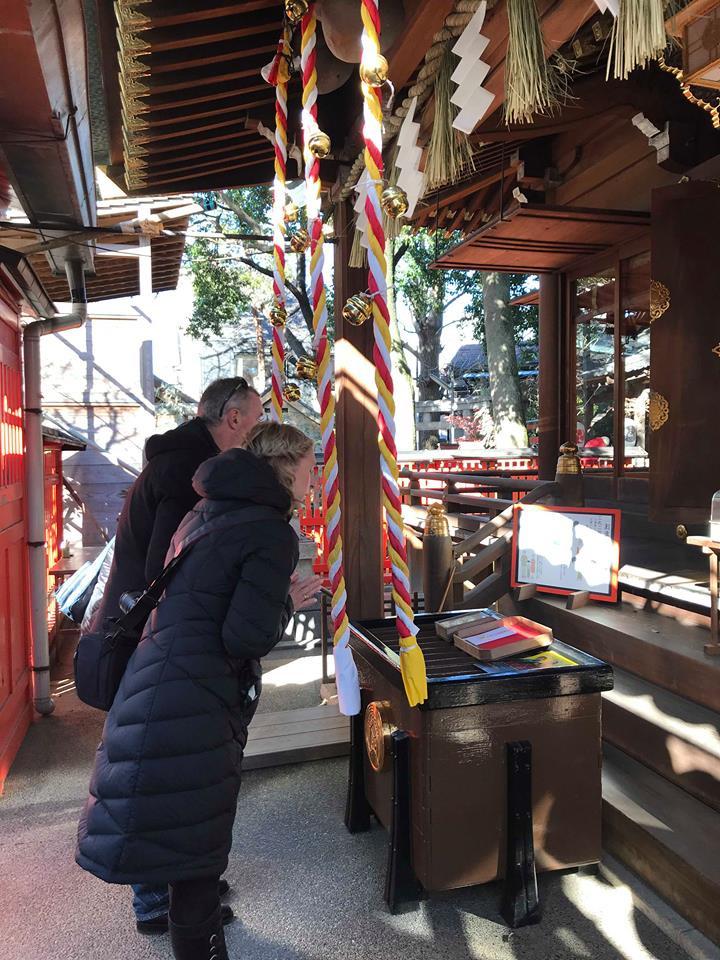 馬橋稲荷神社,七草粥,どんど焼き,インターナショナル,コワーキングスペース,東京