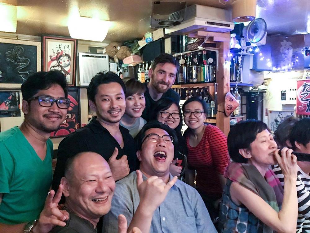 airbnb experience, enjoy food like a local by factoria nishiogi, Nishiogikubo, Tokyo