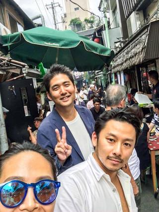 Nishiogi Hiru-ichi, Tokyo Experience